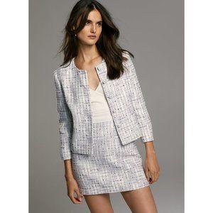 Aritzia Babaton Little Tweed Jacket